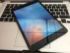 Excellent iPad mini 16gb selling for 150. If you are interested,