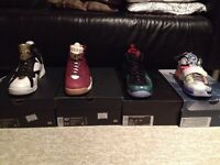 DS Jordans, KD's Foams, Air Max and more