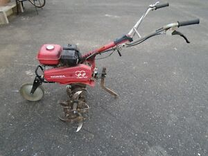 HONDA ROTOTILLER IN EXCELENT OVERALL CONDITION