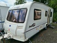 Bailey Pageant Provence 2005 5 Berth Touring Caravan With MotorMover