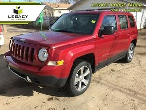 2016 Jeep Patriot SPORT/NORTH   -  Sunroof - $248.00 B/W - Low M