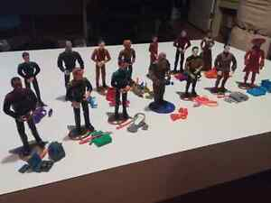 Figurines Star Trek Deep Space 9 & The Next Generation