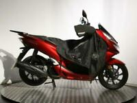 2019 69 HONDA PCX125 CANDY RED ***LOW MILEAGE***