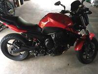 Yamaha Diversion XJ6N Motorbike excellent condition Kawasaki Bmw Honda