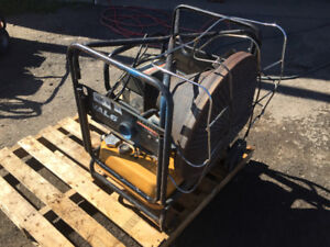 Chaufferette au diesel / huile à chauffage VAL6 Heater Cochon