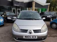 2005 Renault Grand Scenic 1.6 VVT 115 Dynamique-2 Keys-3 FKeepers - 7 Services