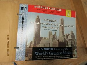 16LP set-The Webster Library of The Worlds Greatest Music 1977 London Ontario image 6
