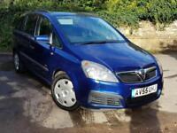 Vauxhall/Opel Zafira 2.2i 16v Direct auto 2006MY Life