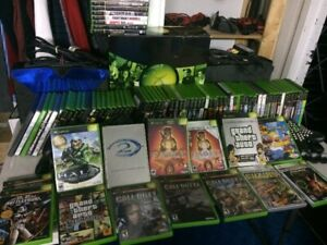 Original X-Box, Accessories and Games