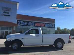 2014 Ram 1500 ST  ACCIDENT FREE, DEALER INSPECTED, LOW KMS