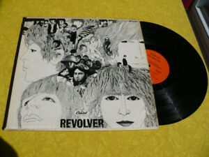 REVOLVER- BEATTLES ( LONG JEU )