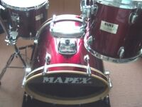 Mapex V Series 4 Drum Shell Pack