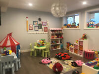 Harbour landing licenced child care