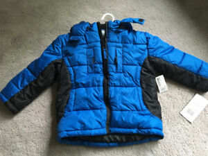 Size 3T Boys Jacket NWT