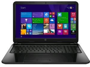 HP 15.6 AMD Quad Core