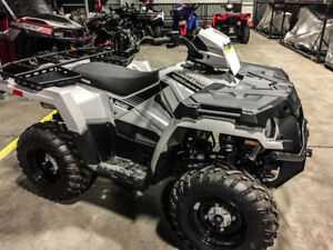 2018 POLARIS SPORTSMAN 450HO UTILITY EDITION