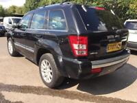 2007 JEEP GRAND CHEROKEE V6 CRD OVERLAND ESTATE DIESEL