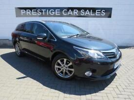 2013 Toyota Avensis 2.0 D-4D Icon+ 5dr Diesel grey Manual
