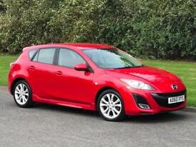 2010 60 Mazda 3 Mazda3 1.6 Takuya Manual 5 Door Hatchback