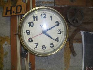 horloge de navire seaship clock