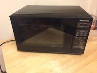 Panasonic microwave 800w