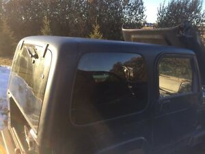 2003 Jeep TJ Hard Top in Mint shape