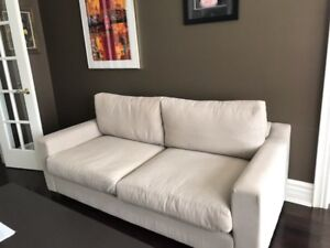 UpCountry Sofa and Loveseat
