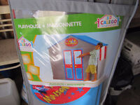Maisonnette Pop-Up Playhouse Imagination Calego 3D