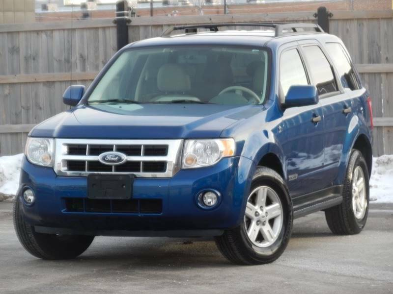 Image 3 Voiture American used Ford Escape 2008