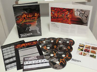 Great Condition Insanity Workout 10 DVD Set