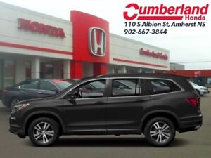 2017 Honda Pilot EX-L RES  - Sunroof -  Leather Seats