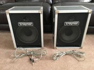 Traynor Speakers