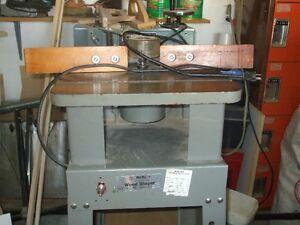 Wood Shaper