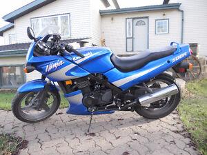 Excellent condition Kawasaki Ninja for sale!