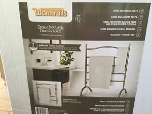 Towel warmer and dryer