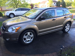 **Mint Condition 2008 Dodge Caliber Hatchback**