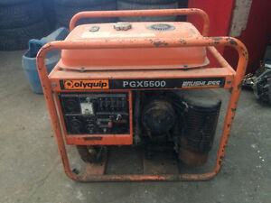 Generatrice pg 5500
