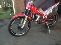Beta trials bike 250cc 2013