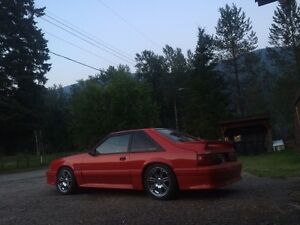SUPERCHARGED FOX BODY