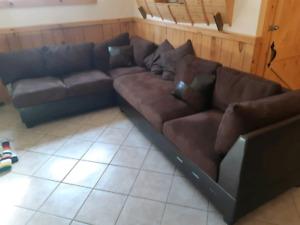2 divans à vendre