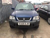 1998 Honda Cr-V 2.0 i SE Station Wagon 5dr (sun roof, a/c)
