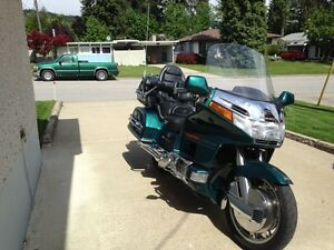 1995 Honda Goldwing SE 1500  20th Anniversary Edition