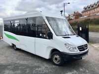 Mercedes-Benz SPRINTER bus wheel chair access 2009