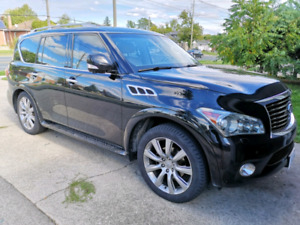 2011 Infiniti QX56 Technology Package