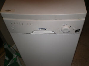 Danby Portable Dishwasher - Excellent Condition