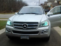 08 MERCEDES BENZ GL450 WITH LATEST 2015 NAVIGATION MAP DVD & CAM