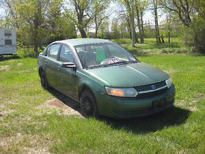 2003 Saturn ION Midlevel Sedan