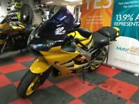 2002 KAWASAKI ZX600 ZX600 J2 SPORTS BIKE