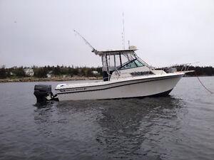 1990 Grady White Sailfish 25 Fishing Machine