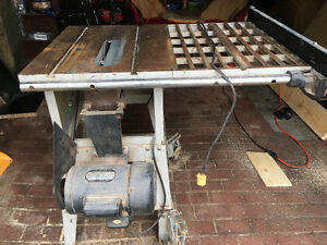 10 inch Heavy Duty Table Saw